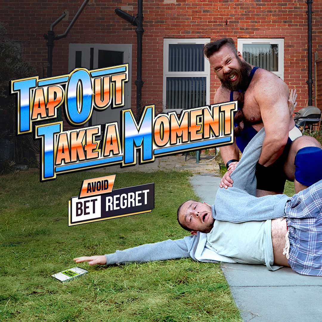 Tap Out Campaign Garden